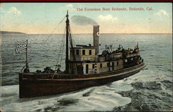 The Excursion Boat Redondo