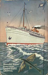 Steamship Avalon