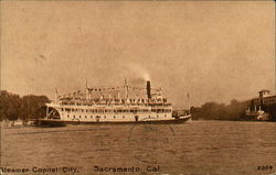 "Steamer ""Capital City"""