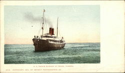 SS Prince Edward at Miami