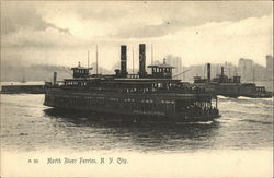 "North River Ferries' ""Philadelphia"""