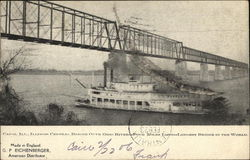 Illinois Central Bridge over Ohio River