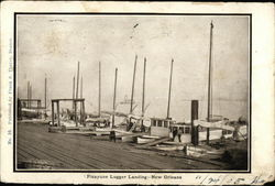 Picayune Lugger Landing