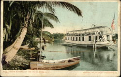 House Boating on the Miami River