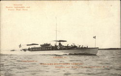 Steamer Cactus II, Williams-Whittelsey Company