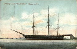 "Training Ship ""Constellation"""