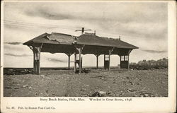 Stony Beach Station