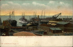 View of Shipyard