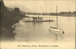 The Hackahum Ferry