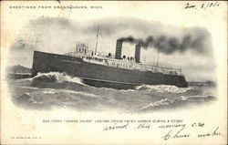 "Car Ferry ""Grand Haven"""