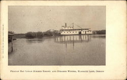 Pelican Bay Lodge Summer Resort and Steamer Winema