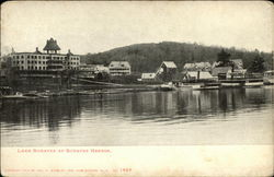 Lake Sunapee at Sunapee Harbor