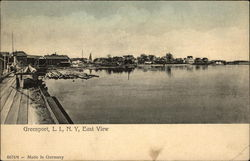 East View of Greenport