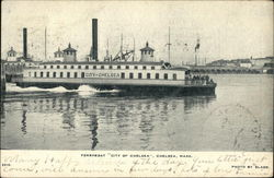 "Ferryboat ""City of Chelsea"""