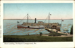 City of Bangor - Boat Landing, Northport Campground