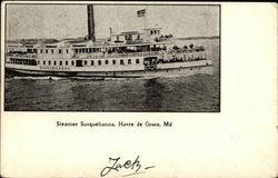 Steamer Susquehanna