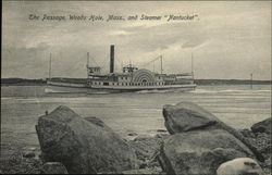 "The Passage and Steamer ""Nantucket"""
