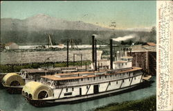 Columbia River Steamers