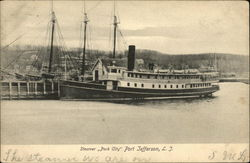 "Steamer ""Park City"""