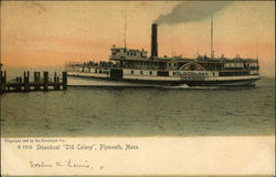 "Steamboat ""Old Colony"""