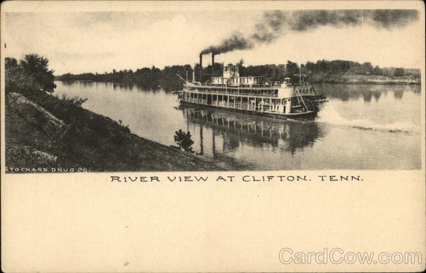 River View Clifton Tennessee