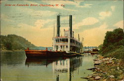 Scene on Kanawha River