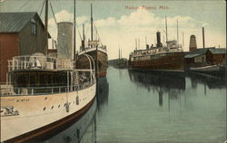 Harbor Postcard