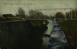 Old Government Canal and Locks