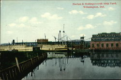 Harlan & Hollingsworth Ship Yard