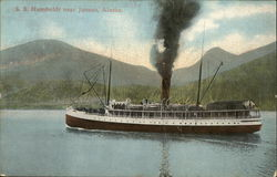 SS Humboldt on the Water