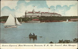 Eastern Exposure, Hotel Wentworth - Mr Frank C Hall, Manager