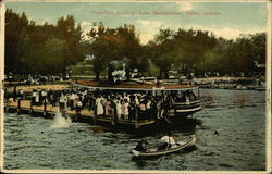 Steamboat Landing, Lake Maxinkuckee