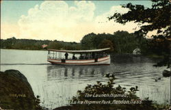 The Launch Nipmuc, at Lake Nipmuc Park