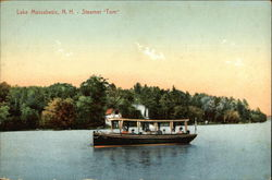 "Steamer ""Tom"" on the Water"