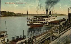 Boat Landing View