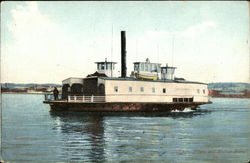 Athens and Hudson Ferry