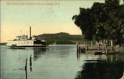 The Ferry and Stewart's Dock