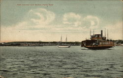 New London and Groton Ferry Boat