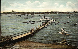 Marblehead Harbor and Pier