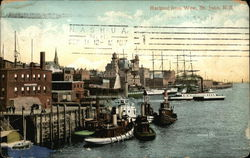 Harbor From West