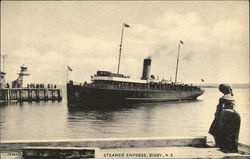 Steamer Empress