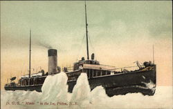 "DGS ""Minto"" in the Ice"