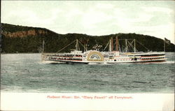 "Str. ""Mary Powell"" off Tarrytown"