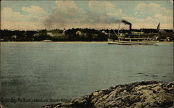 Bustins Island and Steamer Marquoit
