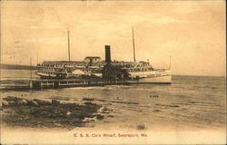 ESS Company's Wharf
