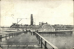 Steamer St Johns