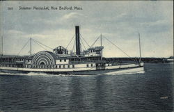 Steamer Nantucket on the Water