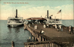 Oak Bluffs Wharf