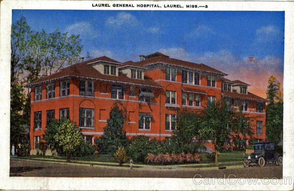 Laurel General Hospital Mississippi
