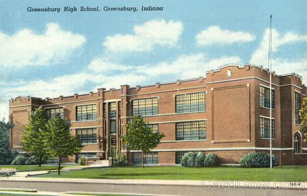 Greensburg High School Indiana